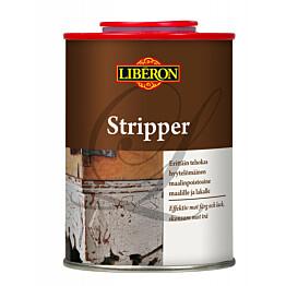 Maalin- ja lakanpoistoaine Liberon Stripper 1000 ml (002498)