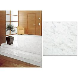 Marmorilaatta Bianco Carrara C 305x305 mm