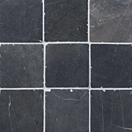 Marmorilaatta Qualitystone Square Gray 100 x 100 mm