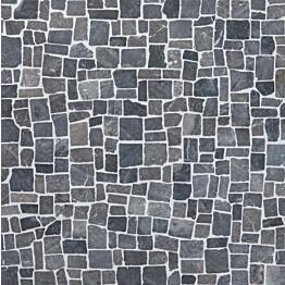 Marmorimosaiikki Qualitystone Roman Gray verkolla vapaa mitta