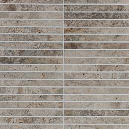 Marmorimosaiikki Qualitystone Royal Oyster kiiltävä verkolla 305 x 305_15 x 151 mm