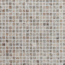 Marmorimosaiikki Qualitystone Royal Oyster kiiltävä verkolla 305 x 305_15 x 15 mm