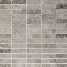 Marmorimosaiikki Qualitystone Royal Oyster kiiltävä verkolla 330 x 330_25 x 80 mm
