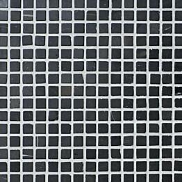 Marmorimosaiikki Qualitystone Square Gray verkolla 20 x 20 mm