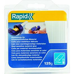 Matalan lämpötilan liima Rapid 9mm 125g kirkas