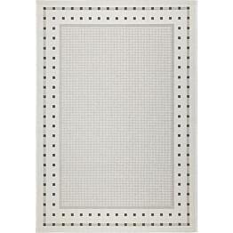 Matto Dortmund 80x300 cm valkoinen