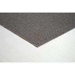 Matto Ilmari 80x300 cm ruskea/tummanharmaa