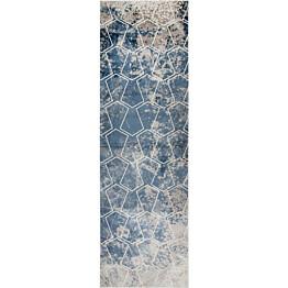Matto Vallila Dolce 68x220cm sininen