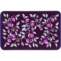 Matto Vallila Sitruuna 50x80cm purple