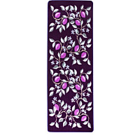 Matto Vallila Sitruuna 80x250cm purple