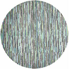 Matto VM Carpet Aurea mittatilaus pyöreä vihreä