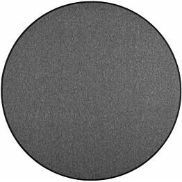 Matto VM Carpet Balanssi pyöreä eri kokoja tummanharmaa