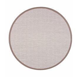Matto VM Carpet Kelo mittatilaus pyöreä beige
