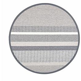 Matto VM Carpet Laituri mittatilaus pyöreä harmaa
