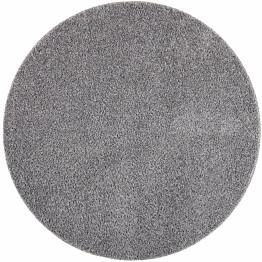 Matto VM Carpet Tessa mittatilaus pyöreä tummanharmaa