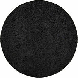 Matto VM Carpet Tessa pyöreä eri kokoja musta