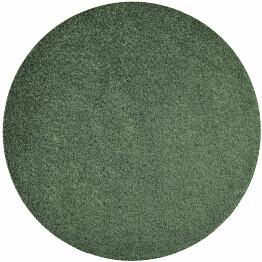 Matto VM Carpet Tessa pyöreä eri kokoja vihreä