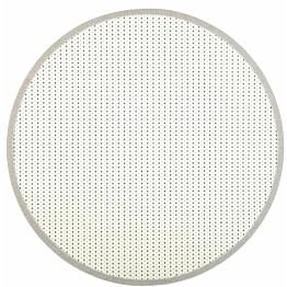 Matto VM Carpet Valkea pyöreä eri kokoja valkoinen