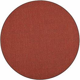 Matto VM Carpet Väre pyöreä eri kokoja oranssi