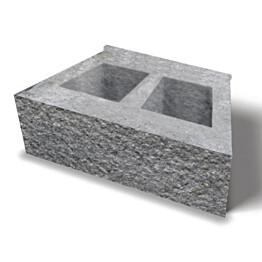 Muurikivi Benders Megasmart 400x200x150 mm harmaa