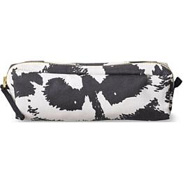 Meikkilaukku Finlayson Pesue S 20x6 cm musta/valkoinen