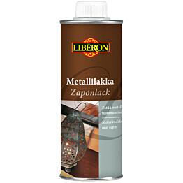 Metallilakka Liberon väritön 250 ml (100211)
