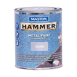 Metallimaali Hammer Vasaralakka 750ml eri värivaihtoehtoja (2kpl)
