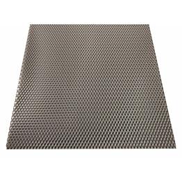 Metalliverkko Warma 208 isosilmäinen, 310x1250mm