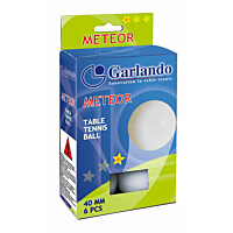 Meteor pingispallo 6 kpl
