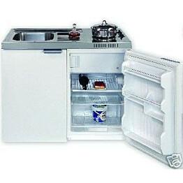 Minikeittiö MKZT-100 1000x600 mm jääkaapilla sähköliedellä