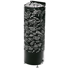 Sähkökiuas Mondex Kalla E-malli 6,6 kW 6-9 m³ erillinen ohjaus musta