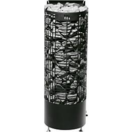 Sähkökiuas Mondex High Balance E Black 9 kW 8-15m³ + ohjain