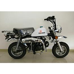 Mopo Keeway Manki E5, valkoinen