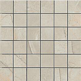 Mosaiikkilaatta LPC Temple Harmaa 5x5 cm matta