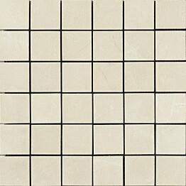 Mosaiikkilaatta LPC Temple Hiekka 5x5 cm matta