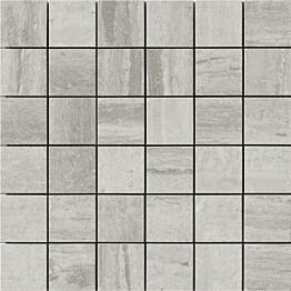 Mosaiikkilaatta LPC Temple Hopea 5x5 cm matta