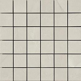 Mosaiikkilaatta LPC Temple Tuhka 5x5 cm matta