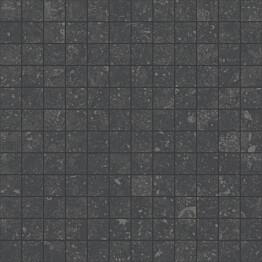 Mosaiikkilaatta Pukkila Archistone Darkstone himmeä 25x25 mm