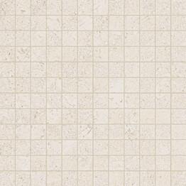 Mosaiikkilaatta Pukkila Archistone Limestone Crema himmeä 25x25 mm