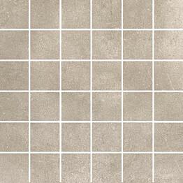 Mosaiikkilaatta Pukkila Europe Beige himmeä sileä 50x50 mm
