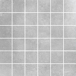 Mosaiikkilaatta Pukkila Europe Grey himmeä sileä 50x50 mm