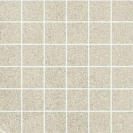 Mosaiikkilaatta Pukkila Landstone Dove himmeä sileä 48x48 mm