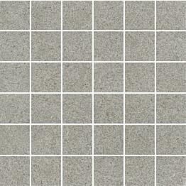 Mosaiikkilaatta Pukkila Landstone Grey himmeä sileä 48x48 mm