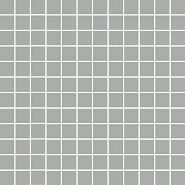 Mosaiikkilaatta Pukkila Mosaico Porcelanico Blue-Grey himmeä sileä 25x25 mm