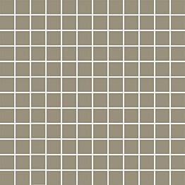Mosaiikkilaatta Pukkila Mosaico Porcelanico Grey himmeä sileä 25x25 mm