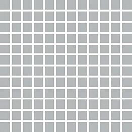 Mosaiikkilaatta Pukkila Pro Technic Color Dark Grey kiiltävä sileä 23x23 mm