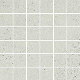 Mosaiikkilaatta Pukkila Puntozero Latte himmeä sileä 50x50 mm