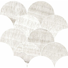 Mosaiikkilaatta Pukkila Rock Symphony Art Greige kiiltävä sileä 290x280 mm