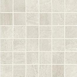 Mosaiikkilaatta Crossover Mosaico Avorio 30x30/5x5 valkoinen
