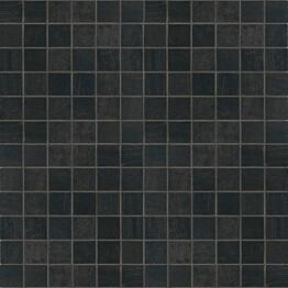 Mosaiikkilaatta Crossover Mosaico Nero 30x30/2,5x2,5 musta
